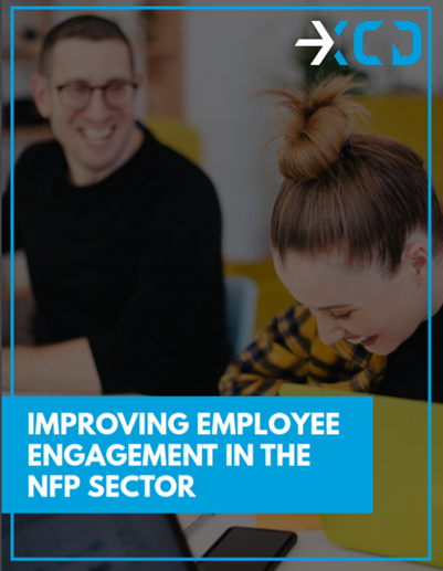 DOWNLOAD: Improving employee engagement in the NFP sector