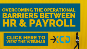 Overcoming the barriers between HR & Payroll