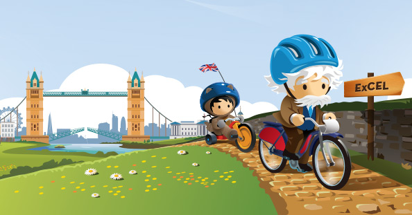 Why attend Salesforce World Tour London 2019?
