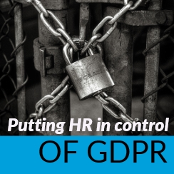 GUIDE: GDPR best practices for HR